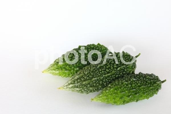 ゴーヤー 夏野菜 #5の写真