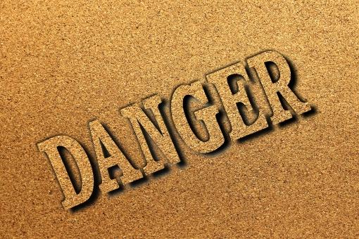 DANGER(PSD)の写真