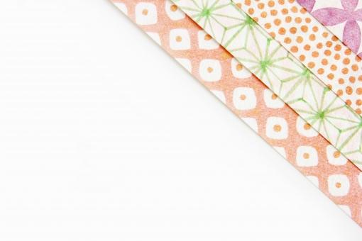 和柄 和紙 ちよ紙 千代紙 ちよがみ 和風 模様 デザイン テクスチャー パターン 図形 図柄 背景 素材 背景素材 壁紙 スペース ボード バックグラウンド 台紙 下地 コピースペース 表紙 動画タイトル ビジュアル 紋様 余白 白地 日本 無地
