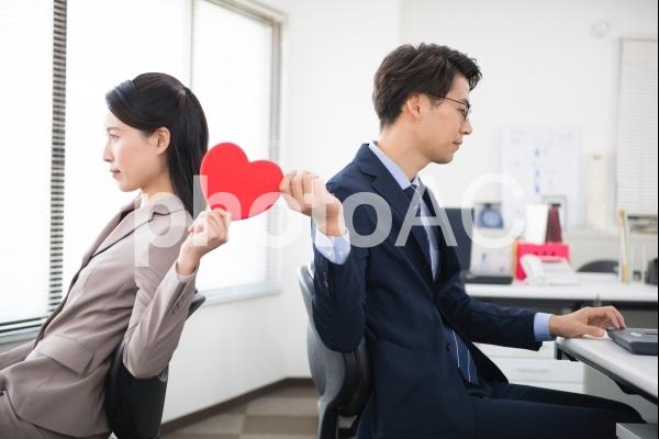 オフィスでの風景166の写真