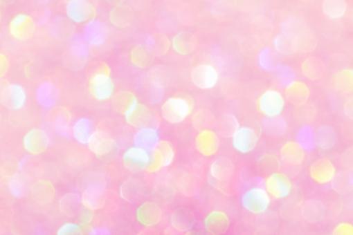 輝き キラキラ きらきら 希望 将来 夢 太陽光 水面 反射 テクスチャ 背景 壁紙 光玉 祝福 ピンク