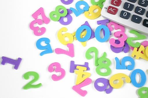 ビジネス 数字 数 電卓 金額 値段 計算 金融 学習 数学 算数 家計 お金