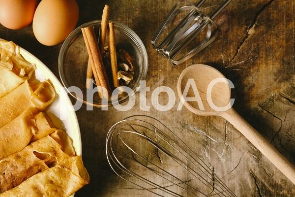 材料と道具064の写真