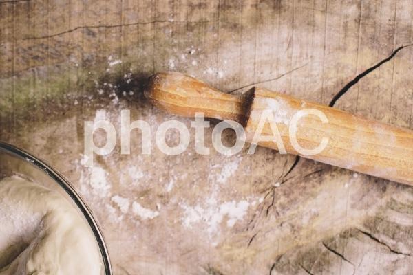 パン作り081の写真