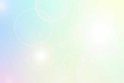 光 グラデーション 幸福感 幸福 幸せ 輝き パステルカラー シャワー キラキラ 喜び 夢 きらめき 平和 素材 背景 あたたかさ