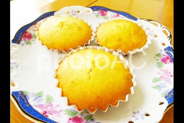 米粉のマドレーヌ・お菓子2の写真