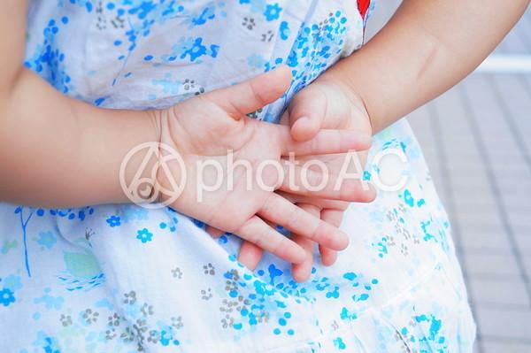 子供の手44の写真