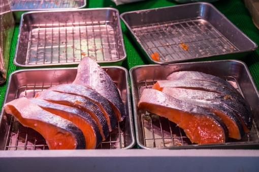 銀鮭2の写真