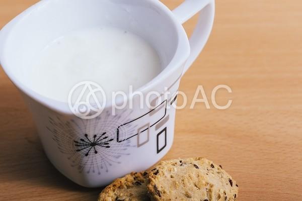 ホットミルク2の写真