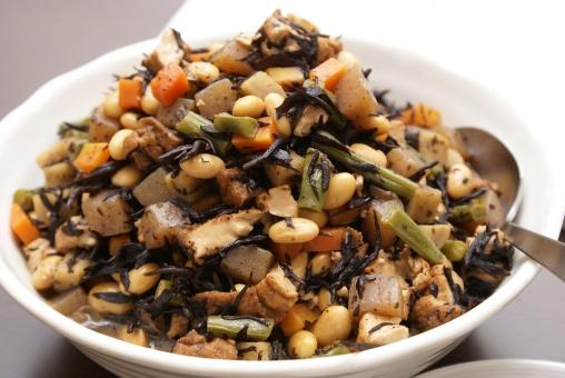 五目豆 大豆 ひじき 乾物 煮物 お惣菜 和食