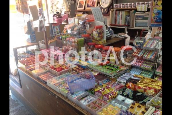 駄菓子屋の写真