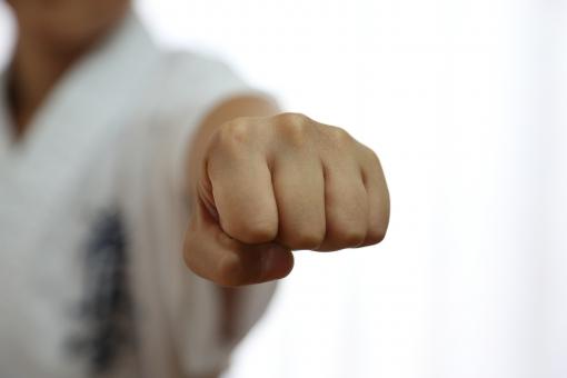 正拳突き」に関する写真|写真素...