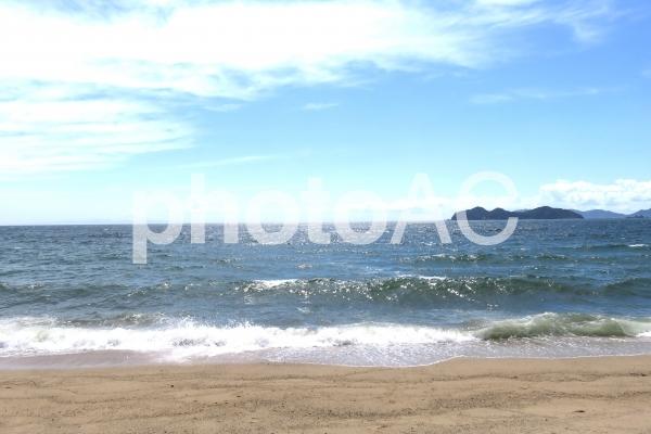穏やかな海 3の写真