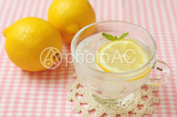 レモン水2の写真