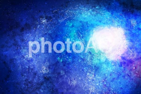 星雲のきらめきの写真