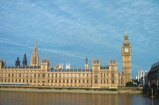 イギリス ロンドン テムズ川 ウェストミンスター bigben westminster london 大時鐘 英国 晴天 dp2 england eu