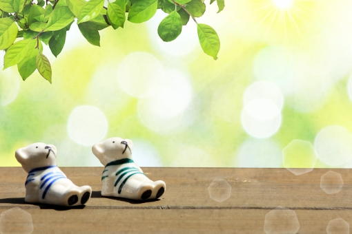 背景 日光 日光浴 安堵 安心 日差し 陽光 光 キラキラ 太陽光線 紫外線 uv 日焼け まったり のんびり やれやれ 休暇 休息 休む 見上げる 上を向く トロピカル 陽炎 暑い 熱中症 バックグラウンド コピースペース フレーム テキストスペース 木目 葉 葉っぱ 平和 小物 熊 雑貨 緑 太陽光 春 夏 かげろう 前向き 希望 一緒 同調 同じ 二人 二匹 友達 友人 仲良し 仲間 熊の小物 置物 くつろぐ リラックス リラクゼーション パートナー メルヘン 夏休み カップル 夫婦 恋人 ペアルック ペア マリン 暑中見舞い 残暑見舞い メッセージカード はがき 葉書 ハガキ 結婚しました 結婚しましたハガキ 結婚しました葉書 ギフトカード ポストカード バースデーカード 結婚 結婚式