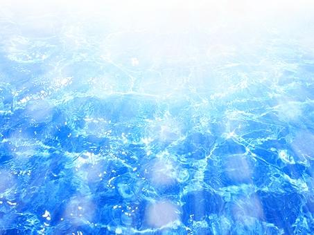 水面 水 water 日光 反射 放射 プール 海 湖 夏 水遊び バカンス summer 日光浴 海水浴 7月 8月 常夏 暑中 残暑 暑中お見舞い 残暑お見舞い 川 キラキラ 涼しい テクスチャ テクスチャー 日光 キラキラ 輝き