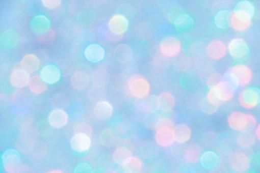 輝き キラキラ きらきら 希望 未来 夢 祝福 水面 太陽光 光玉 テクスチャ 背景 壁紙 水色 ブルー