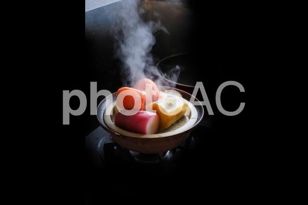 温野菜の写真