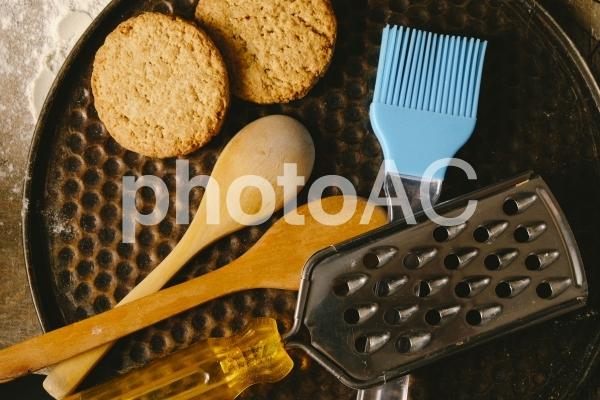 材料と道具078の写真