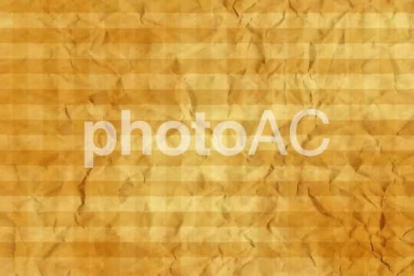 しわのある和紙 彩雲 ギンガムチェック柄 ちぢれ 凸凹 テクスチャ 47の写真