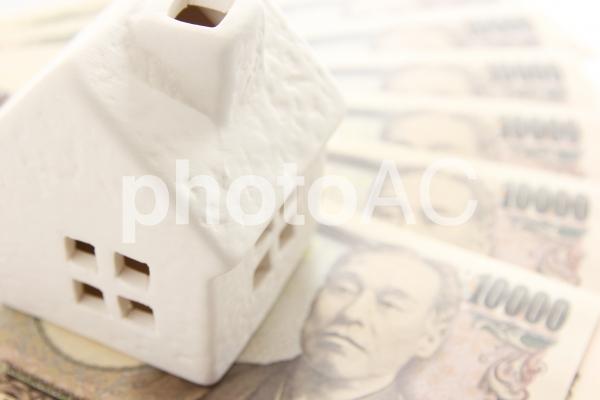 住宅ローンの写真