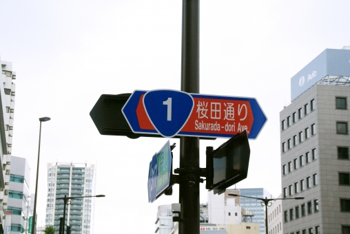 桜田通りの写真素材|写真素材なら「写真AC」無料(フリー)ダウンロードOK