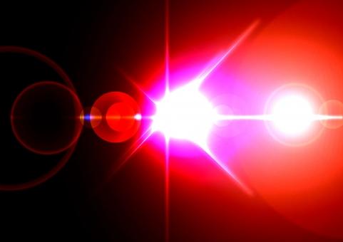赤 レッド 黒 ライティングエフェクト 光 輝き SF 近未来 ファンタジック 幻想的 抽象的 青 ブルー 背景素材 壁紙 バックグラウンド テクスチャー サークル 円 キラキラ きらきら IT サイバー