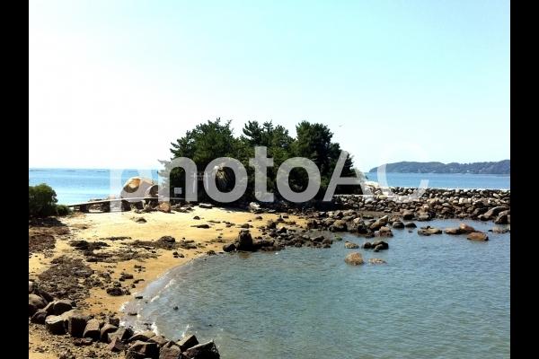 箱島 パワースポットの写真