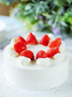 クリスマスケーキ イチゴ イチゴショート 生クリーム 手作りケーキ 苺 スイーツ ケーキ いちご 甘い 誕生日 クリスマス 可愛い おやつ デザート