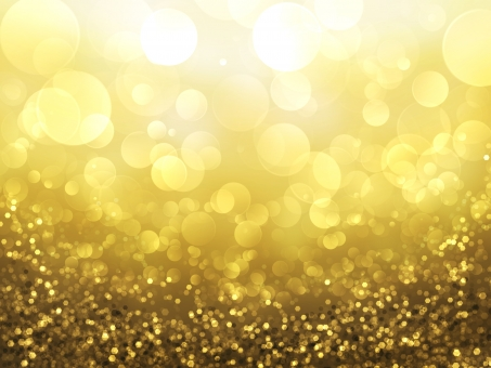 黄金のきらめきの写真