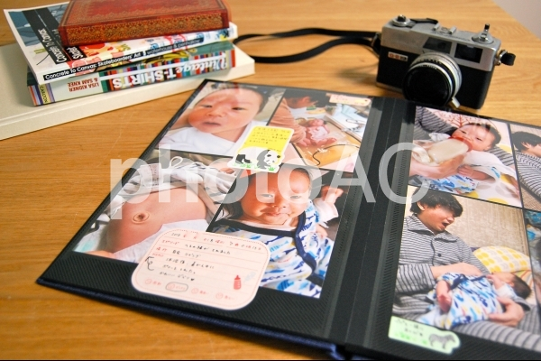 子どもの成長記録 9の写真
