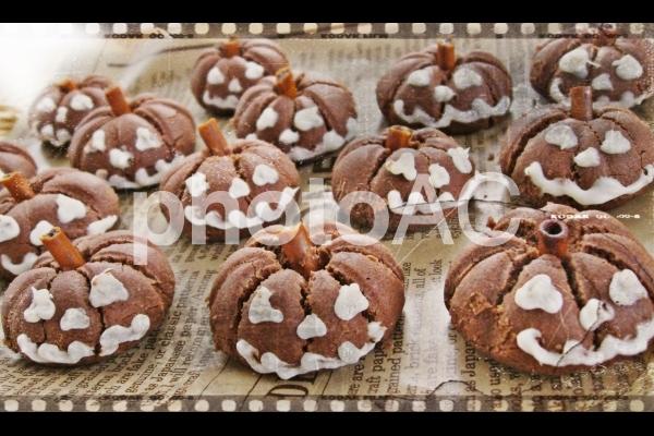 ハロウィンクッキー2 の写真