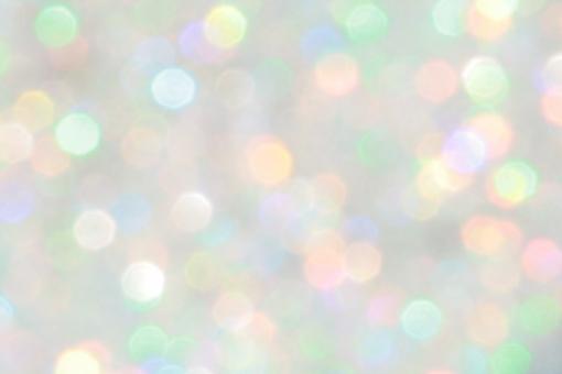 輝き キラキラ きらきら 希望 未来 夢 反射 太陽光 水面 七色 虹色 祝福 テクスチャ 背景 壁紙 光玉