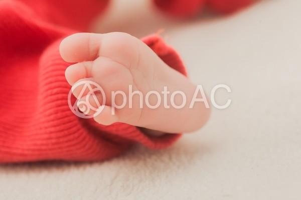 赤ちゃんの足13の写真
