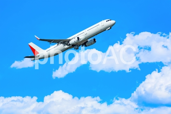 飛行機(PSD)の写真