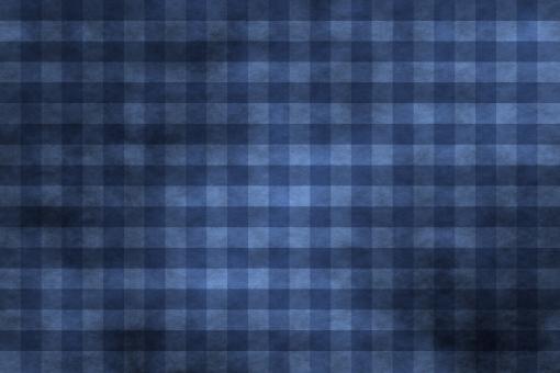 和紙 色紙 台紙 紙 ちぢれ ゴワゴワ テクスチャー 背景 背景画像 ファイバー 繊維 チェック ギンガムチェック 格子 格子模様 青 ブルー 群青 ウルトラマリン 紺色 藍 藍色 黒 ブラック