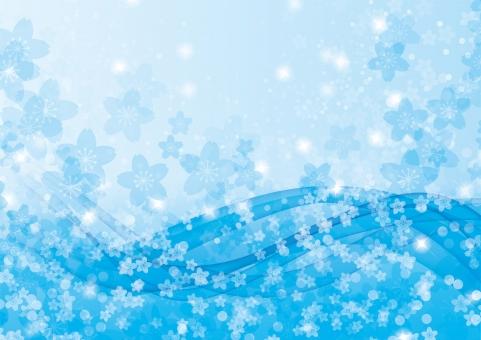 ファンタジー わくわく 夢 さくら 桜 青 ワクワク キラキラ 波 きらきら グラデーション 背景 バック バレンタイン クリスマス メルヘン 春 ウェーブ 1月 2月 11月 12月 テクスチャー テクスチャ 女性 かわいい 冬 花 ビジネス やわらかい