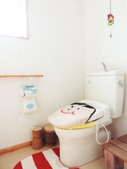 洋式トイレ01の写真