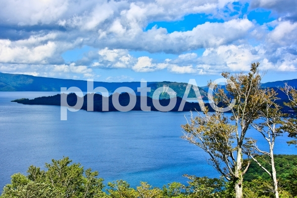 青森・十和田湖の写真