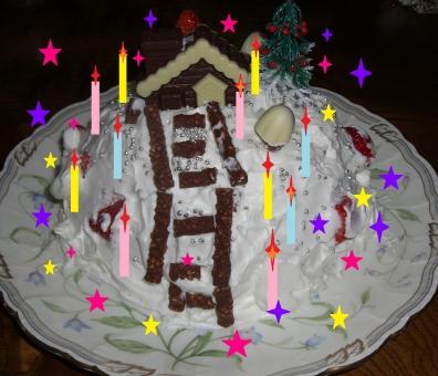 ケーキ 食 クリスマスケーキ クリスマス 手作りケーキ