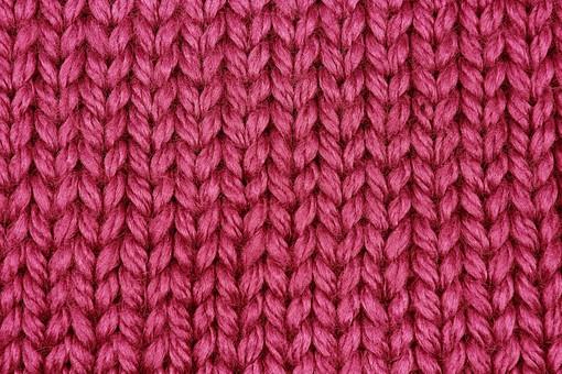 ニット 編地 毛糸 糸 混紡 編み物 ニット地 編み地 編む テキスタイル 背景 背景素材 テクスチャ ファッション 素材 手芸 繊維 衣類 編み目 生地 衣類 カットソー 衣服 アパレル 模様 ファブリック 雑貨 手編み 裁縫 表メリヤス編み メリヤス編み 表編み ピンク