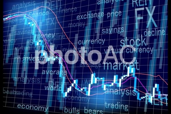 株価・FXチャートの推移の写真