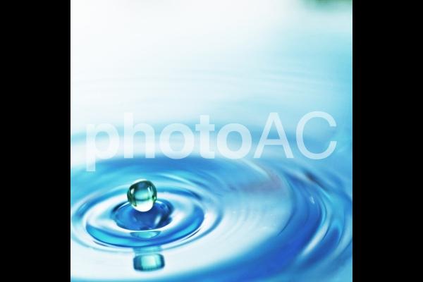 アブストラクト 水滴23の写真