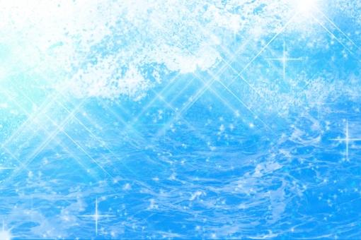 明るい 夏 青空 コピースペース きれい 晴天 白 青 水色 ブルー ホワイト 背景 海 透明 反射 光 サマー 太陽 波 背景素材 さわやか グラデーション 眩しい シャワー 水しぶき 壁紙 イメージ ミラー 輝く テクスチャー テクスチャ バック 鮮やか 分割 跳ねる 爽快 サーフィン ウェーブ 波乗り 晴れやか 幻想的な タイトル 光り輝く 降り注ぐ レイヤー ビッグウェーブ ブルーウェーブ 射す光 psd
