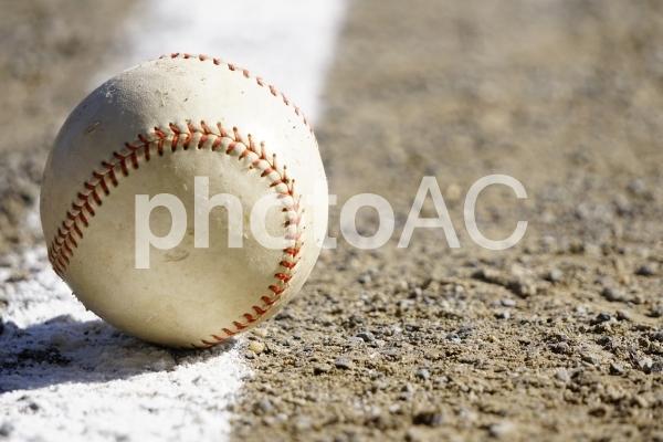 硬式野球の写真