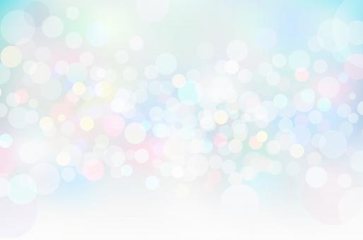 ファンタジーの輝き抽象背景素材テクスチャの写真