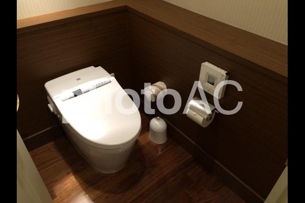 ホテルのトイレの写真