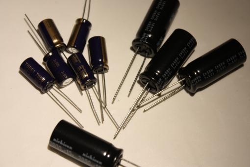 コンデンサ 電解コンデンサ 電子部品 キャパシタ 素子 蓄電池 電子部材 部品